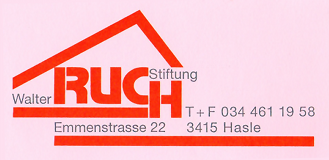 Walter Ruch Stiftung
